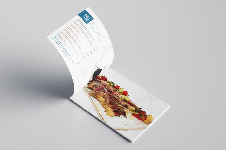 carta restaurante terna interior