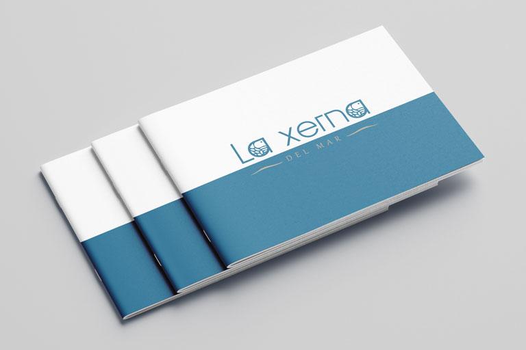 cartas restaurante La xerna