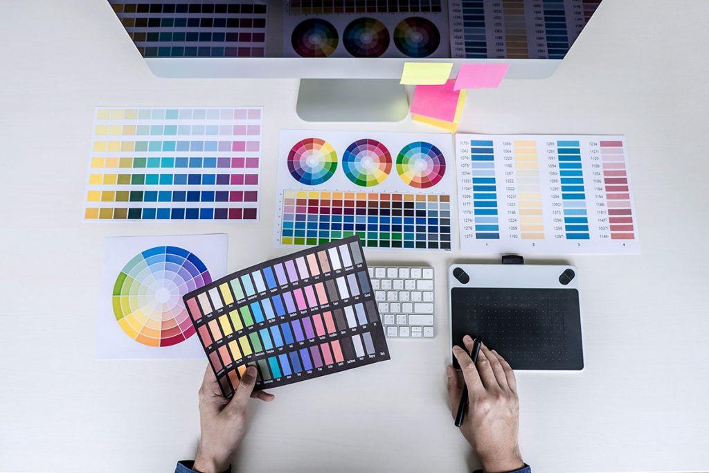 estudio de diseño gráfico