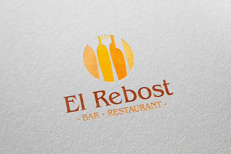 creación logotipo restaurante