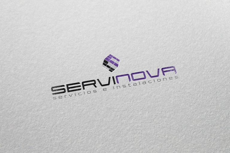 diseño logotipo instalaciones